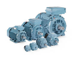 IEC Electric Motors come in safe and hazardous area models.