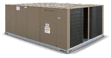 HVAC Systems target light commercial applications.