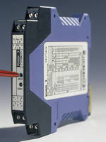 Universal Signal Conditioners offer 480 switchable input settings.