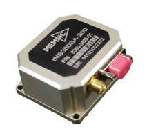 Complete Inertial Navigation System is optimized for accuracy.