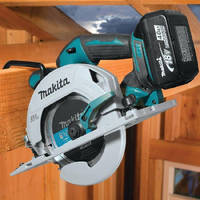 Cordless Circular Saw features brushless motor.