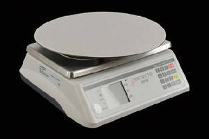 Rotating Ingredient Scale ensures precise measurement.