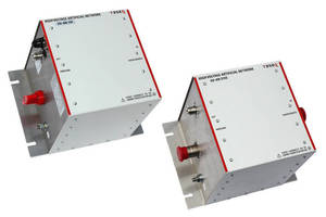 High Voltage Artificial Networks from Teseq Designed for Conducted Emission Testing