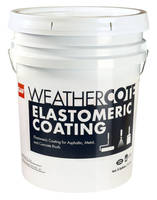 Elastomeric Coating reduces heat in building interiors.