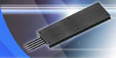 Current Sensing COTS Resistors offer power ratings to 2,500 W.