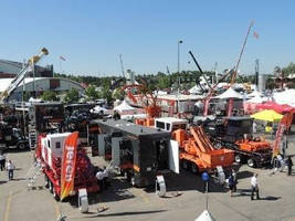 Jereh Stages at Global Petroleum Show 2015 with 5 Pieces of Equipment Displayed