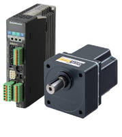 Brushless DC Motor/Driver Packages have built-in controller.