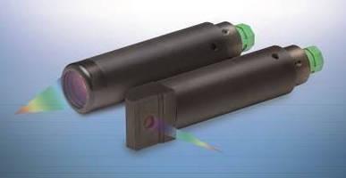 Confocal Chromatic Sensors combine precision, compact design.