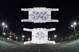 Universal Mounting Plates enable LED retrofits.