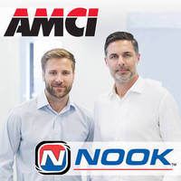 Nook Industries, AMCI Partner to Deliver Mechatronic Automation Solutions