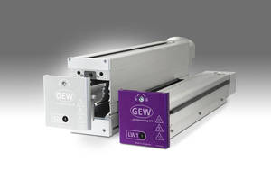Hybrid UV Curing System features future-proof design.