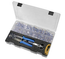 Termination Kit provides electricians with all necessary tools.