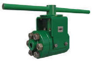 Metal-Seated Ball Valves suit severe service applications.