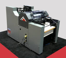High-Speed Digital Die Cutter delivers broad functionality.
