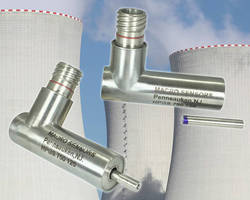 LVDT Position Sensors withstand power plant conditions.
