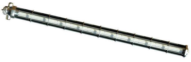 Linear 104 W LED Fixture has low-profile, explosionproof design.