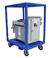 Power Distribution System (30 KVA) incorporates NEMA 3R panels.