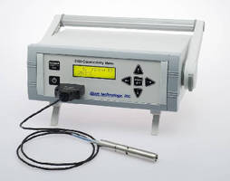Conductivity Meter uses sample-independent smart probes.