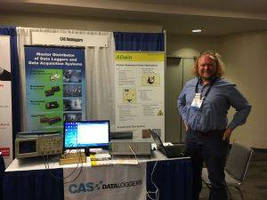 Cutting-Edge Technology: Reporting from DAMOP 2015
