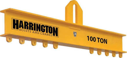 Equipment Line covers below-the-hook and material handling units.