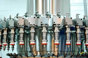 High-Speed Filling Machines handle shelf-stable beverages.