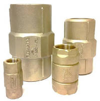 Check Valves operate with VFD-controlled submersible pumps.