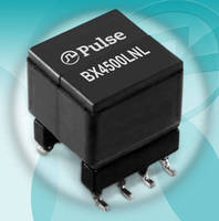 SMD G.fast Transformers offer target speeds up to 1 Gbps.