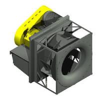 Plug Fan provides 125,000 cfm capacity.