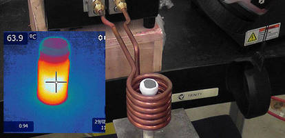 Induction Heating System is suited for nanoparticle research.