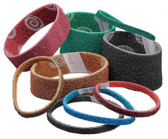 Abrasive Belts improve productivity by reducing process time.