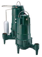 Fractional Horsepower Grinder Pump efficiently processes waste.