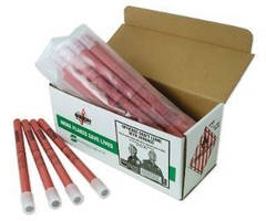 Safety Flare features environmentally friendly construction.