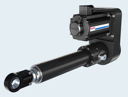 Electromechanical Cylinder offer advanced control under high forces.
