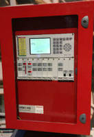 Fire and Gas System provides hazard monitoring and control.