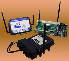 M2M System offers end-to-end IoT solution.