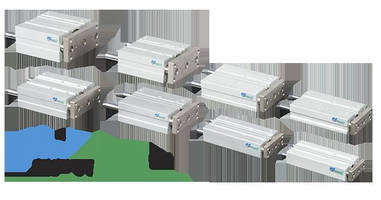Linear Actuators meet machine builders' performance requirements.