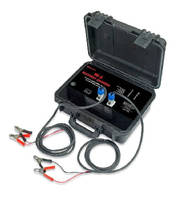 Battery Recovery Charger works with any 12 V battery type.