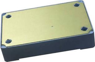 Quarter Brick 150 W DC/DC Converter offers 9-45 V, 16-80 V input.
