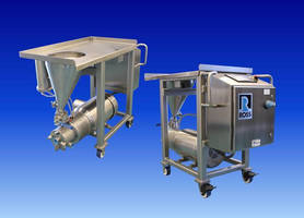 Portable Powder Injection Mixer Designed for Improved Material Handling