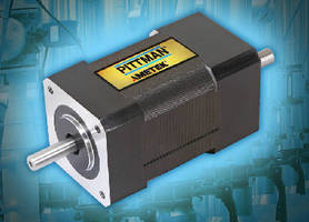 Brushless DC Motors provide max speed of 9,000 rpm.