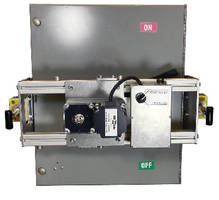 Remote Actuator operates fusible panel unit switches.