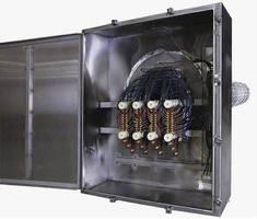 Tubular Flange Heaters offer increased enclosure temp rating.