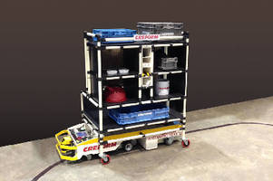 Creform to Showcase AGVs, Heavy Duty Workstations and Flow Racks at 2015 Assembly Show