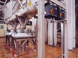 Vibratory Screeners Help Safety Screen Mustard Flour at Colman's