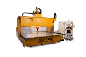 Arthur Machinery-Florida Offers Quickmill CNC Gantry Machines