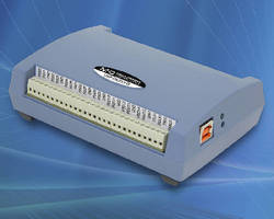 Digital I/O Device offers input and output rates to 8 MS/s.