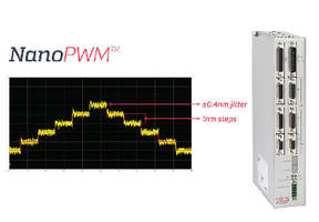 Servo Drive Modules deliver sub-nanometer performance.