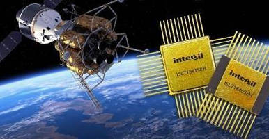 Radiation Hardened Multiplexers suit space flight DAQ systems.