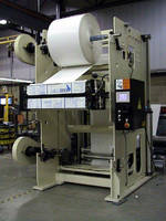 1000 Series Automatic Splicers Improve Uptime for Wide Non-Woven Substrates