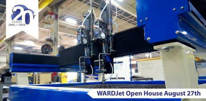 WARDJet Celebrates 20th Anniversary at Open House Event